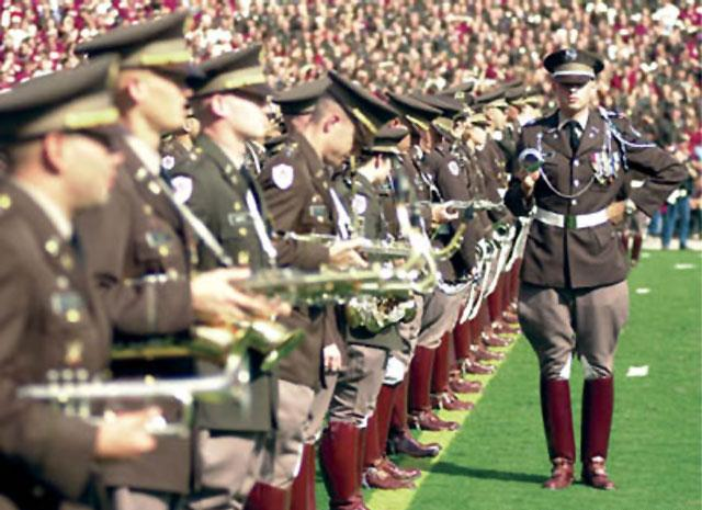texas aggies. FIGHTIN#39; TEXAS AGGIE BAND