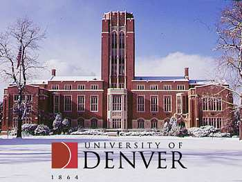 The University of Denver (StudentsReview) - College Reviews ...