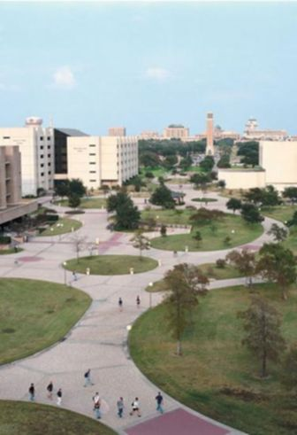 Texas A & M University College Station